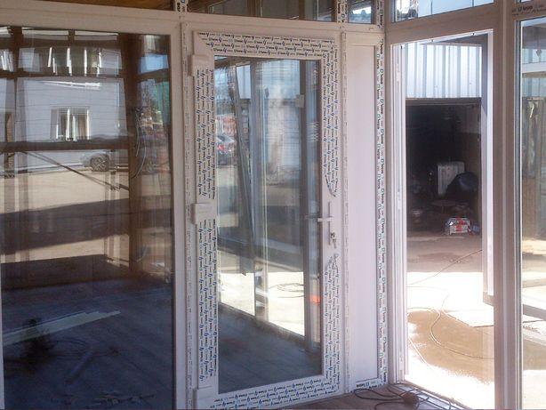 окна и двери по выгодным ценам Steko, wds, aluplast, rehau