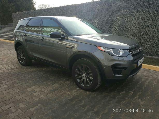 Продаж-Обмін Авто Land Rover Discovery Sport 2016/17 р.в.