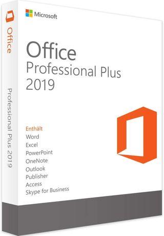 Microsoft Office 2019 Pro Professional Plus
