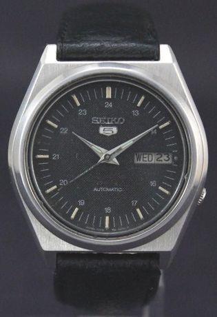 Vendo relógio de marca Seiko automático dos anos 70 como novo.