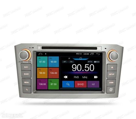 AUTO RADIO 2 DIN GPS PARA TOYOTA AVENSIS ANDROID 10.0