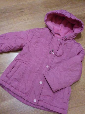 Курточка для дівчинки Бембі 86р