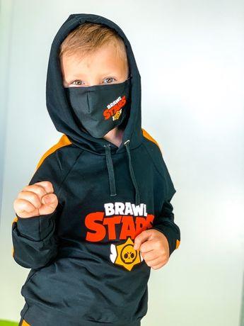 Спортивный костюм Brawl Stars Футболка Бравл Старс Одежда Бокс