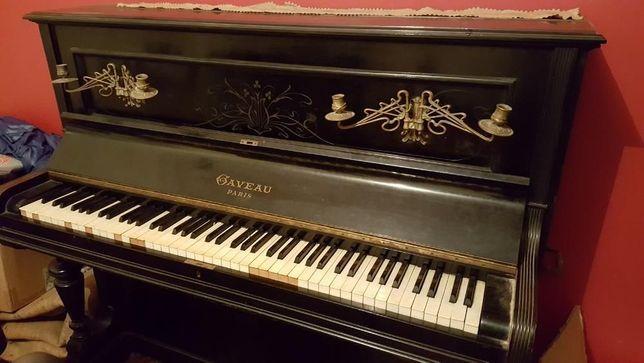 Piano Vertical Gaveau 1905 a 1910