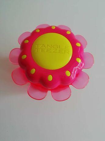 Escova Tangle Teezer Magic Flowerpot Hairbrush Rosa