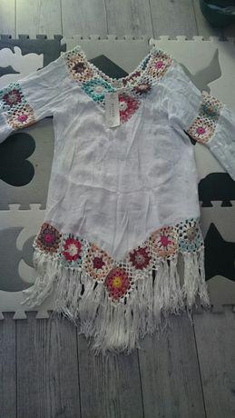 Sukienka pod stroj kapielowy