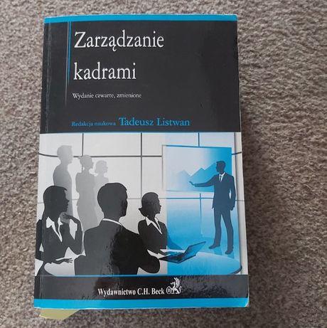 Zarządzanie kadrami Tadeusz Listwan
