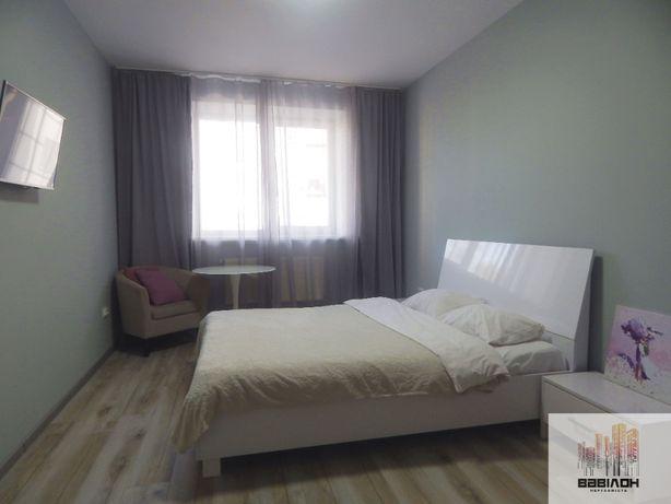 1к квартира в новобудові з ремонтом, меблями і технікою, МЖК