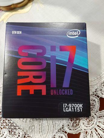 CPU Intel i7 9700K - com garantia (3 meses)