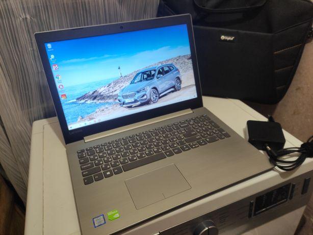 игровой lenovo 320, i5-7200/ озу 12гб видеокарта geforce gt940mx