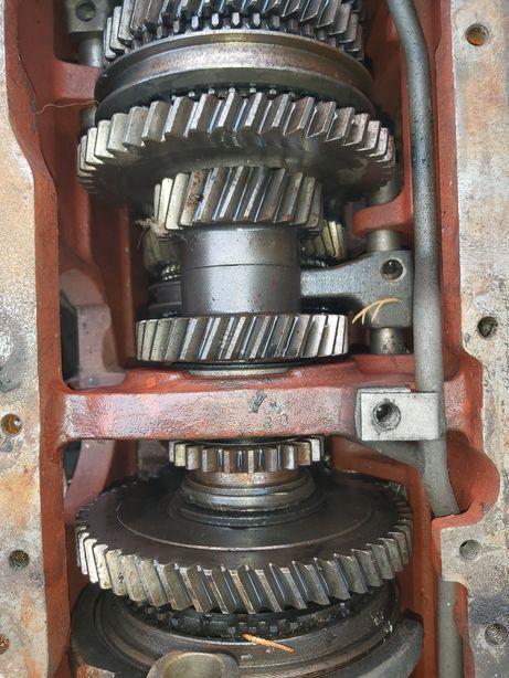 Skrzynia fendt 611 / 612 / 614 CASE 1255 XL 1455 XL