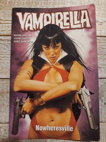 Vampirella. Mark Millar,John Smith,Mike Mayhew