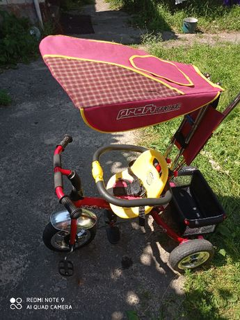 Детский велосипед Profi-Trike