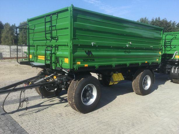 Przyczepa rolnicza Wielton PRS 2 /W 12 Ton
