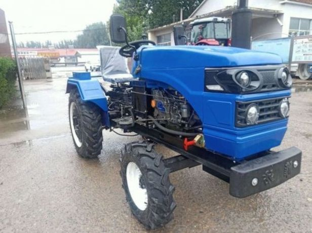 Мини-трактор Титан SF 240 ВОМ, Доставка