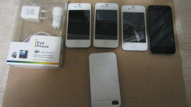 iPhone 4S+5S