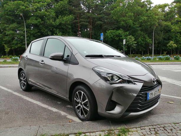 Toyota Yaris 2019 estado imaculado