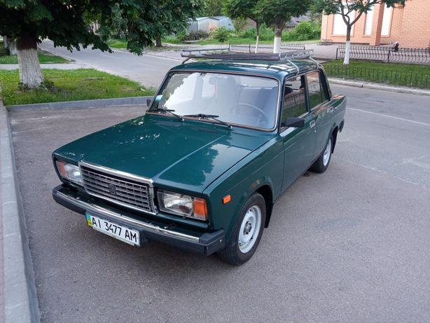 ВАЗ 2107 ГАЗ 2006