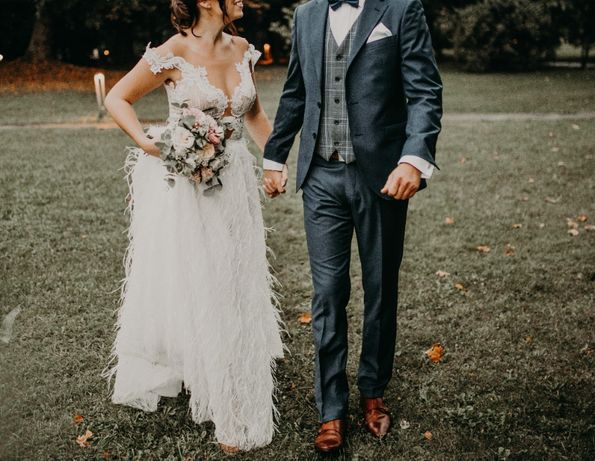 Suknia Ślubna od Agnieszki Światły