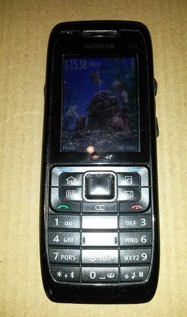 Продам кнопочный телефон для незрячих с озвучкой на русском Nokia E51