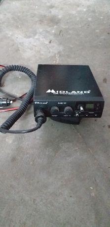 Radio cb Midland Alan 102 + antena komplet