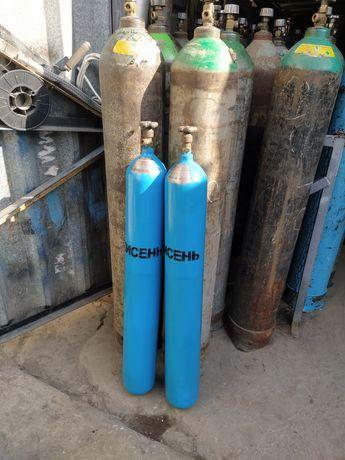 баллон кислородный медицинский на 12 литров.