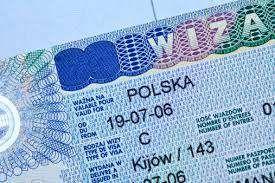 Приглашение для получения рабочей визы в Польшу от 1350г