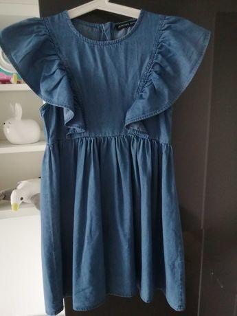Sukienka r. 122