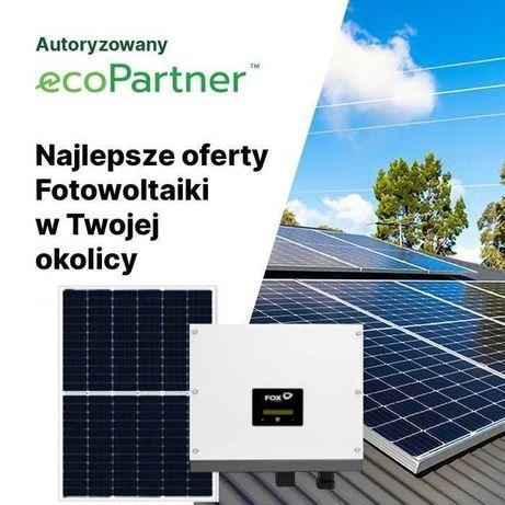 Fotowoltaika 5,2 kW z montażem Kraków 25 lat gwarancji