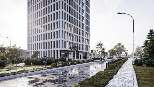 Комерційне приміщення в новому Бізнес-Центрі