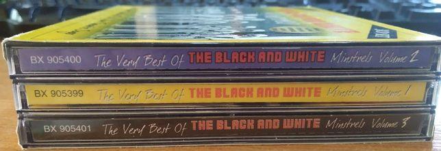 Бокс з 3-х CD. The Very Best Of The Black And White Minstrels