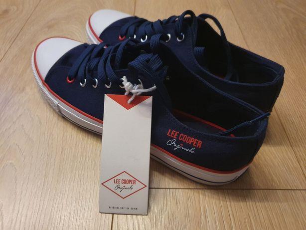Buty tenisówki trampki rozmiar 44 Lee Cooper NOWE dł. Wkładki 28,6cm