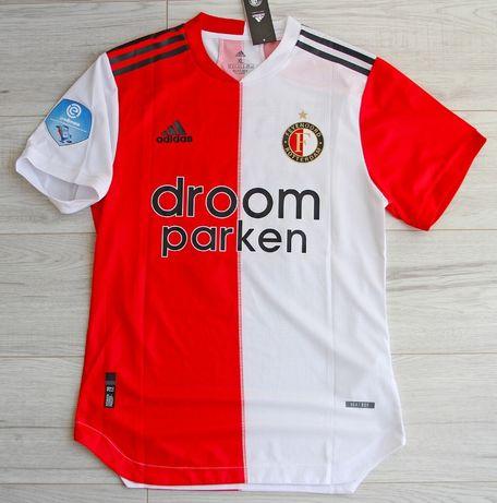 FEYENOORD Rotterdam Home 20/21 Adidas Authentic, #17 Sinisterra, XL