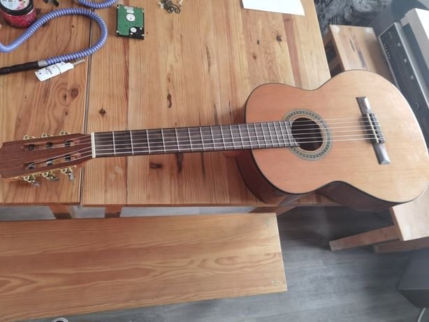 Guitarra acústica Salvador Cortez cc-10