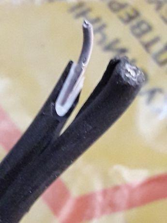 кабель.алюминиевый двухжильный.ссср.