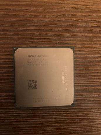 Продам процессор AMD Athlon II x2 2.8 GHz