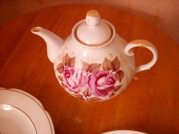 Чайник керамический объем 3 литра времен СССР