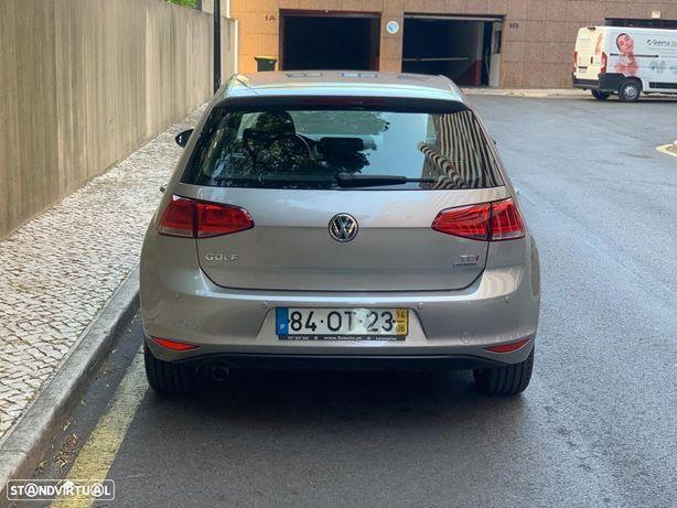 VW Golf 1.6 TDi BlueMotion Trendline