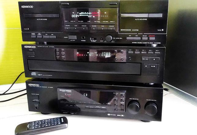 Kenwood-.CD, Deck,   bez amplitunera