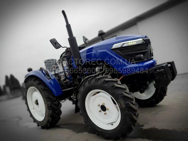 Повнопривідний мінітрактор Трактор Гарден Стар 454, новий Булат 454XL