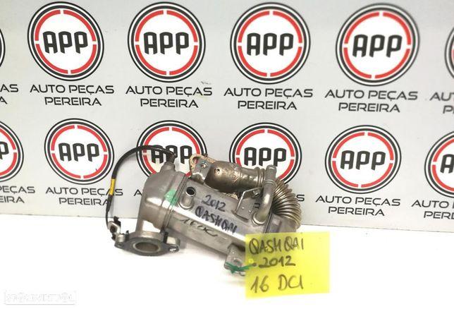 Permutador/radiador EGR Nissan Qashqai 2012 1.6 DCI.