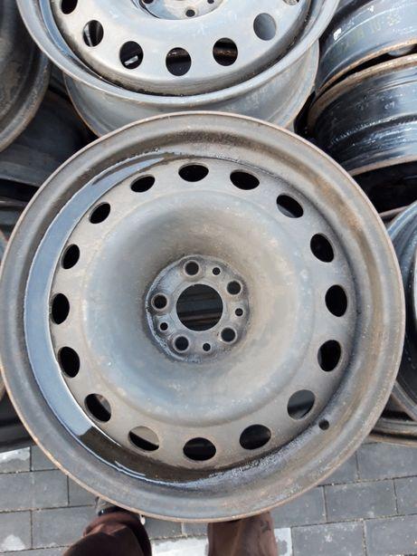 Felgi stalowe stalówki R 16 5x98 otwór 58 FIAT DOBLO