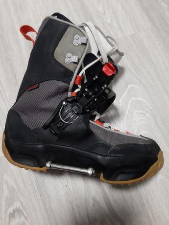 Взуття для лижного спорту
