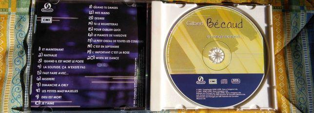 Vários cd's originais