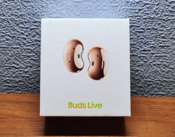 SAMSUNG Galaxy Buds Live Mystic Bronze WYSYŁKA GRATIS