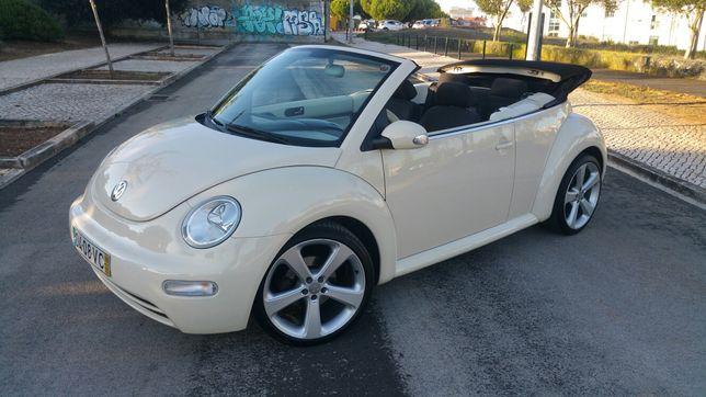 Vw new beetle 1.4 gasolina