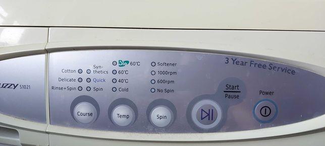 Продам б/у стиральную машину Samsung