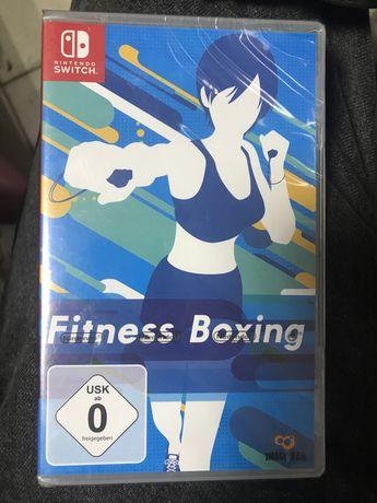 Nintendo switch игра fitness boxing
