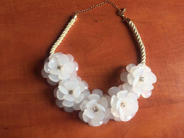 Колье, ожерелье, браслет серьги