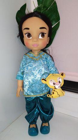 Жасмин Disney Animators большая кукла Дисней аниматор